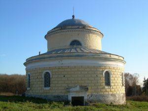 Усадьба Стаховичей. Храм
